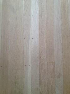 top-nailed flooring